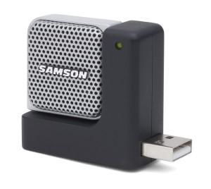 CES 2015 Samson Microfono con cancelador de ruido