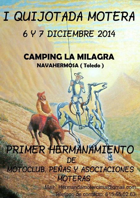 I Quijotada Motera - Navahermosa (Toledo)
