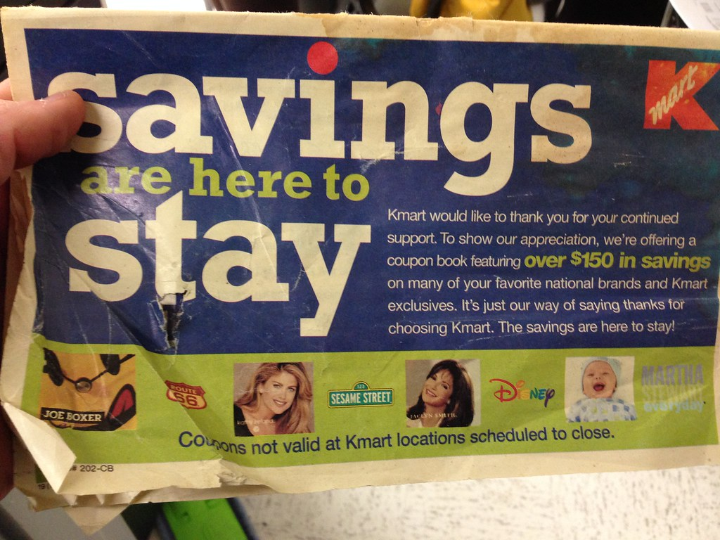 Kmart Coupons Kmart 9334 Florissant Mo 2 Days Left Store Coupons Flickr