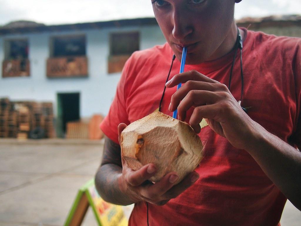 Coconut Slurping