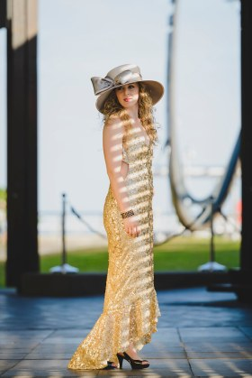 Gold Mermaid