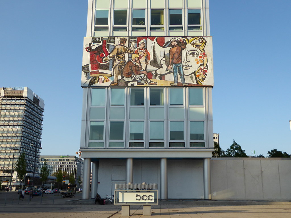 Container Haus Berlin Haus Der Lehrers Berlin Mark Susina Flickr
