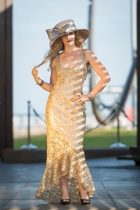 Gold Mermaid