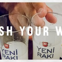 Win a Yeni Raki Drinking Kit and Cookbook #UnrushYourWorld