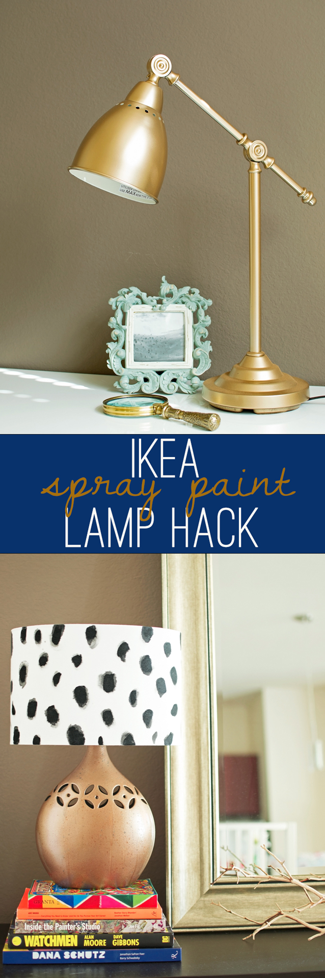 IKEA-Lamp-hack-and-spotted-lamp