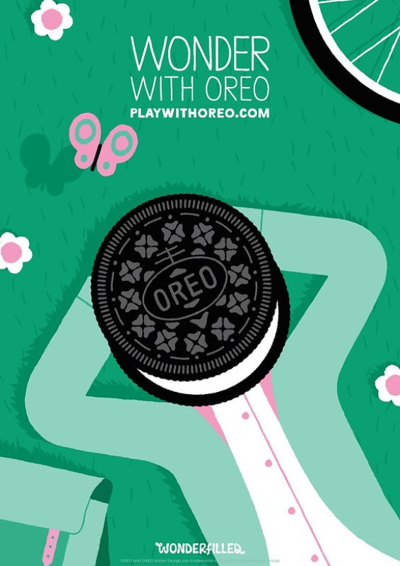 Oreo - Wonderfilled Wonder