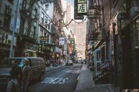 Walking ChinaTown