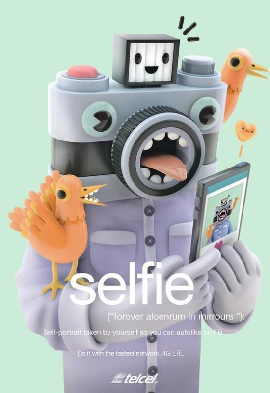 Telcel - Selfie