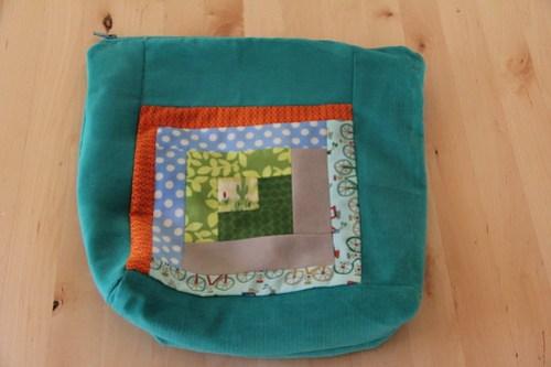 New knitting bag