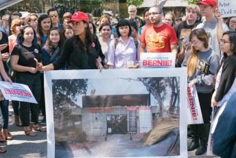 UAG Protest - Kenji Bennett