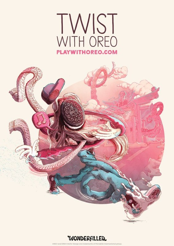 Oreo - Wonderfilled Twist