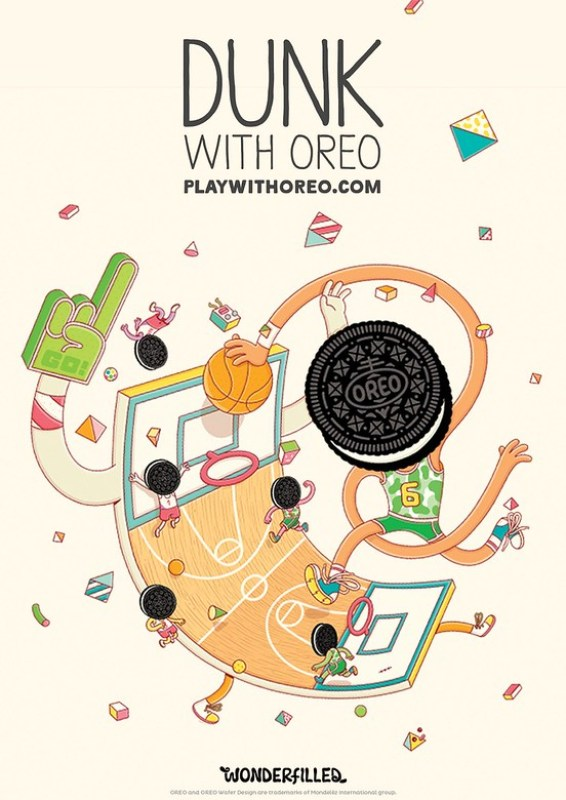 Oreo - Wonderfilled Dunk 1