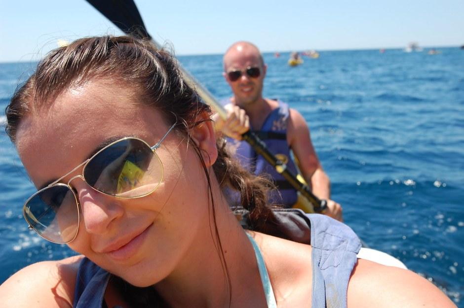 kayakig in dubrovnik