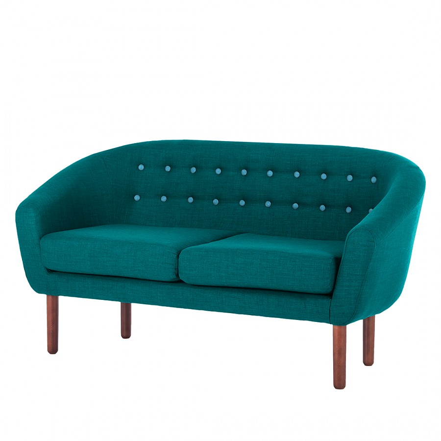 Sofa Webstoff Sofa Anna 2 Sitzer Webstoff Petrol 335745 Tenditrendy Flickr