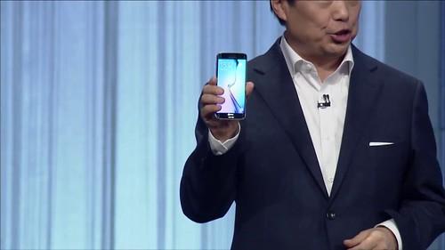 Shin Jong-Kyun Samsung Galaxy S6