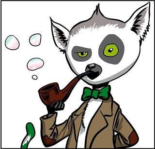 Lemur is Snazzy