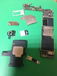 103_iPhone6の水没復旧
