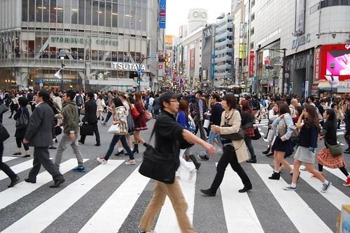 Tokyo rush
