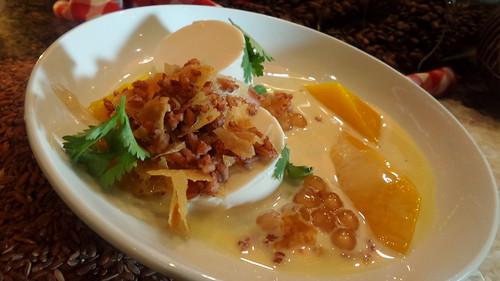 mango tapioca surprise