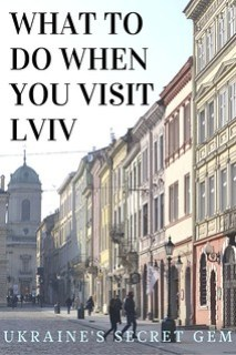 What to do when you visit Lviv
