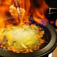 ※ 萬客什鍋(青海店) ※ 大熱天排隊也要吃的超CP火鍋!加入整罐米酒的醇厚燒酒雞個人鍋,還有濃郁香醇牛奶鍋!【星羽是吃貨-台中西屯】