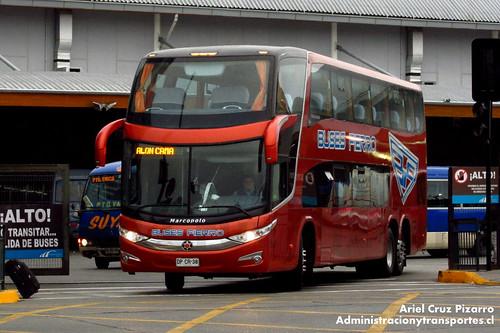 Buses Fierro - Puerto Montt - Marcopolo Paradiso 1800 DD / Scania (DPCR38)