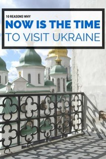 10 Reasons Why Visit Ukraine