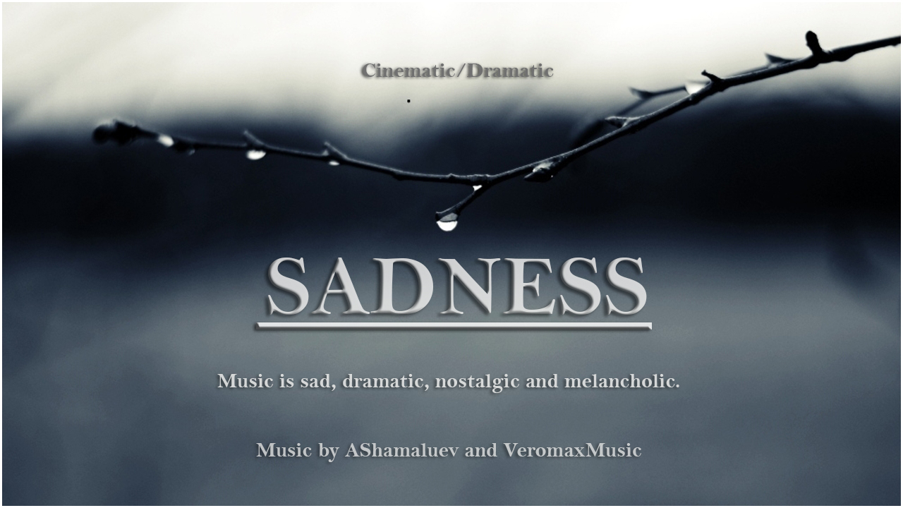 Hd Standard Wallpaper Emotional Dramatic And Sad Cinematic Piano By Ashamaluev
