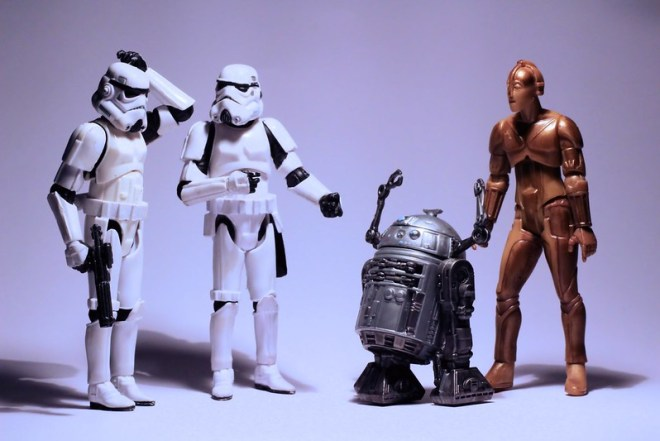 These are the concept versions of the droids we're looking for.