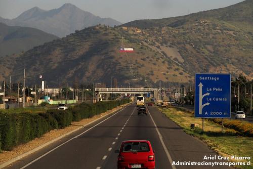 Ruta 5 Norte - La Calera