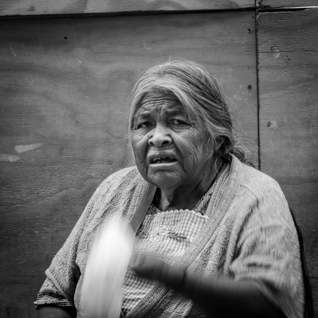 Imagen gratis de una mujer anciana