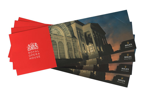 Advertising \u2014 Royal Opera House