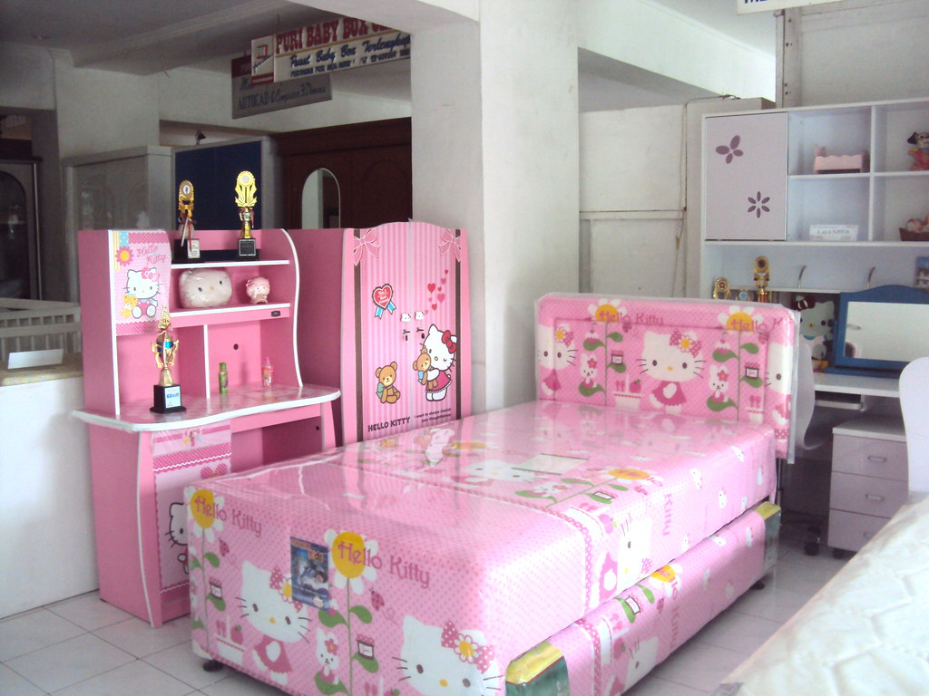 Serba Hello Kitty The World S Best Photos By Puri Kea Panel Furniture Flickr Hive Mind