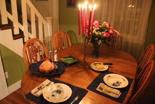 October dinner