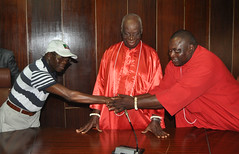 """Governor Adams Oshiomhole of Edo State, • <a style=""""font-size:0.8em;"""" href=""""http://www.flickr.com/photos/139025336@N06/29576813530/"""" target=""""_blank"""">View on Flickr</a>"""