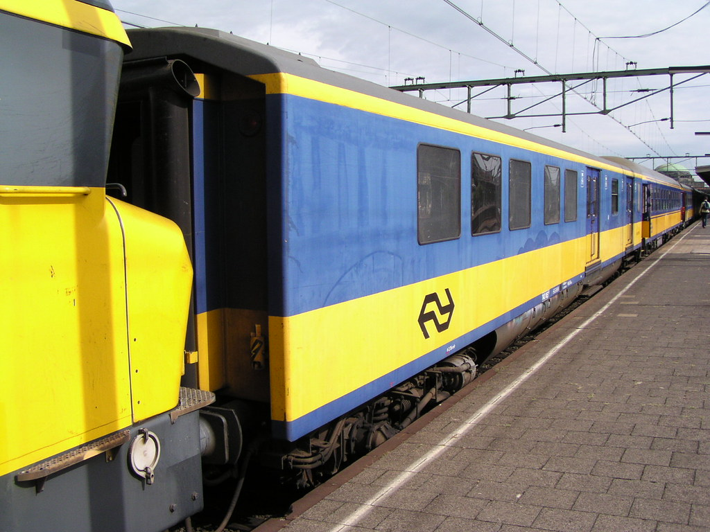 Ns Icr Interieur The World 39s Most Recently Posted Photos Of Fietsenrijtuig