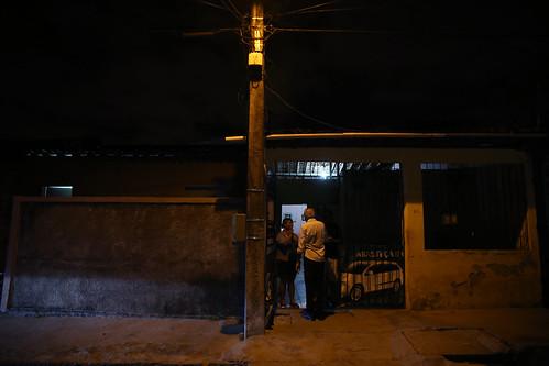 Caminhada no São Carlos