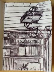 Studio sketch #2