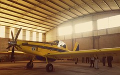 Air Tractor en Villa Rumipal