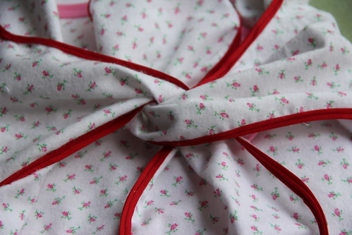 August Fabric By Fabric Sew along