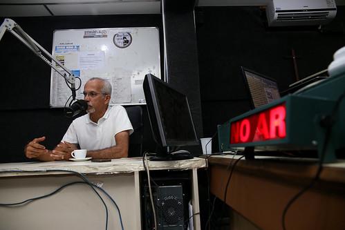 Entrevista na Radio Jornal AM