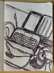 Studio sketch #4