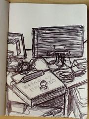 Studio sketch #5
