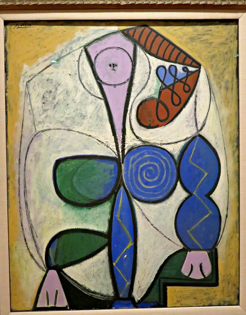 Kubisme Pablo Picasso The World S Best Photos Of Artist And Cubist Flickr Hive Mind