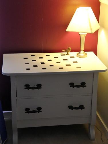 Dresser, after