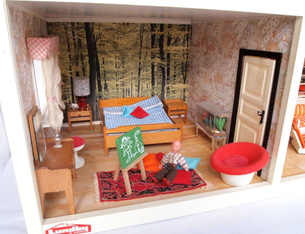 Schlafzimmer Set Alt The World S Best Photos Of 70s And Lundby Flickr Hive Mind