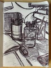 Studio sketch #3