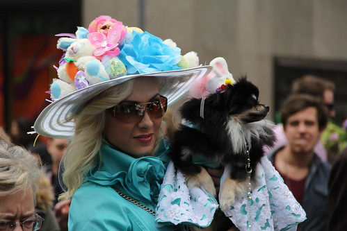 NYC 5th Ave Easter Parade