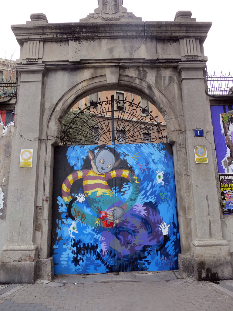 Arte Callejero Lavapies The World S Best Photos Of Lavapies And Mural Flickr Hive Mind