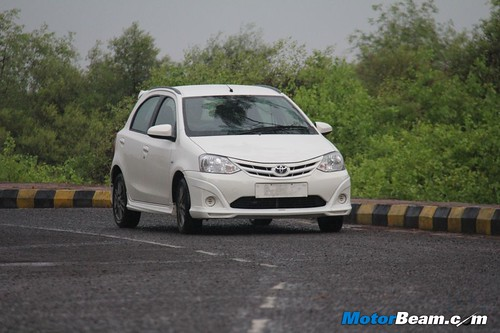 Toyota Etios Liva TRD Sportivo Test Drive Review